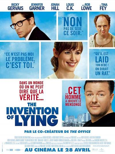 sortie vod, dvd Mytho-man ! - The Invention of Lying