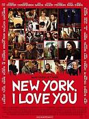 affiche sortie dvd New York, I Love You