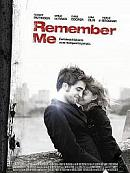 affiche sortie dvd Remember Me