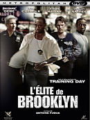 affiche sortie dvd L'Elite de Brooklyn