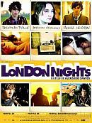 affiche sortie dvd London Nights