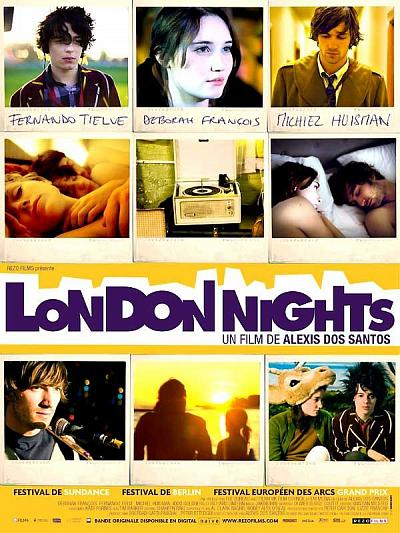 sortie vod, dvd London Nights