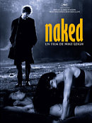 affiche sortie dvd naked