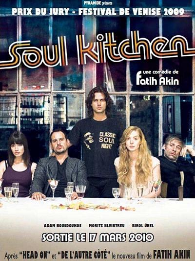 sortie vod, dvd Soul Kitchen