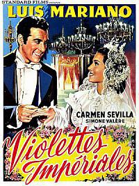 affiche sortie dvd violettes imperiales