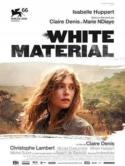 sortie vod, dvd White Material