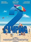 affiche sortie dvd camping 2