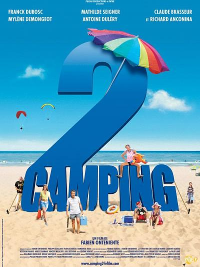 sortie vod, dvd et blu-ray Camping 2