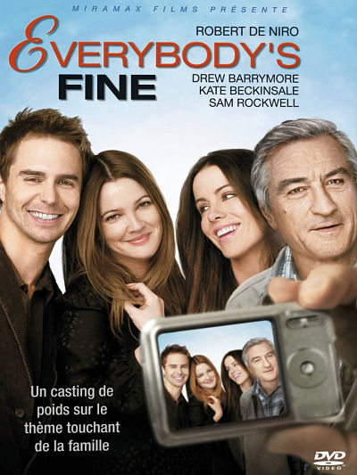 sortie vod, dvd Everybody's Fine