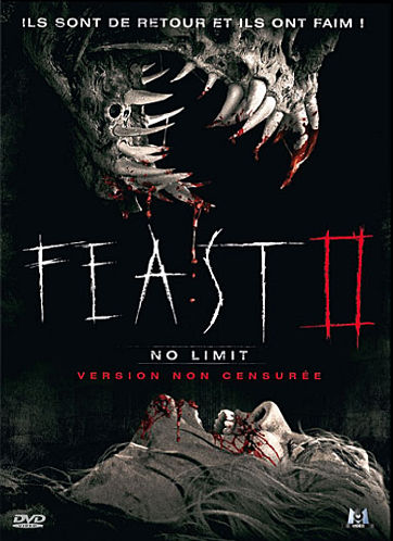 sortie vod, dvd Feast 2 - No limit