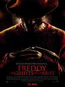 affiche sortie dvd freddy - les griffes de la nuit
