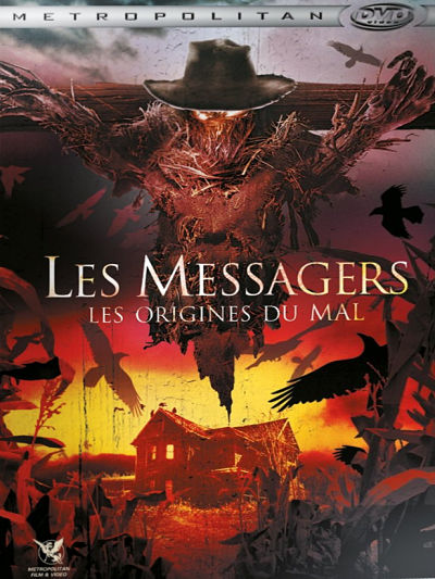 sortie vod, dvd et blu-ray Les Messagers 2