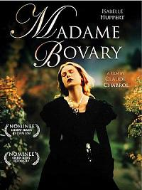 affiche sortie dvd Madame Bovary
