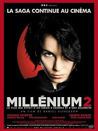 sortie dvd millenium 2