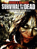 affiche sortie dvd survival of the dead