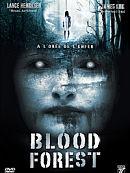 affiche sortie dvd blood forest
