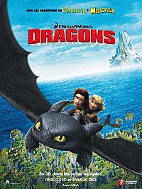 sortie dvd dragons