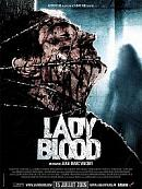 affiche sortie dvd lady blood