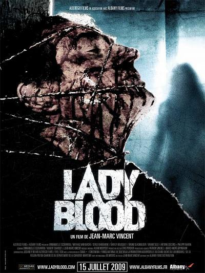 sortie vod, dvd Lady Blood