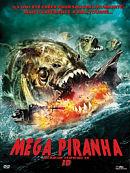 affiche sortie dvd mega piranha