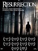 affiche sortie dvd resurrection