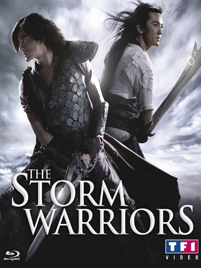 sortie dvd et blu-ray The Storm Warriors