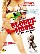 affiche sortie dvd Blonde movie