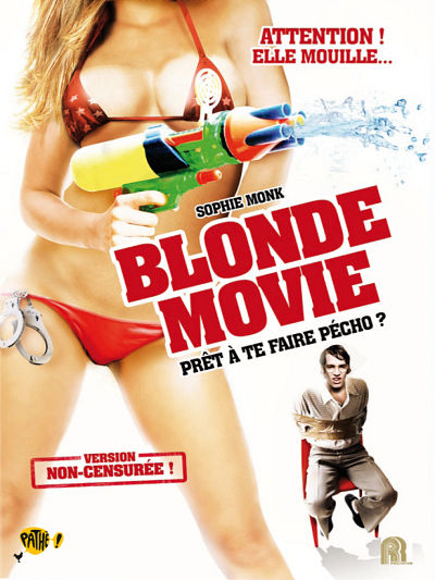 sortie vod, dvd Blonde movie