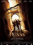 affiche sortie dvd djinns