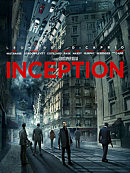affiche sortie dvd Inception