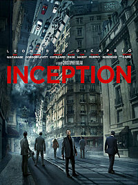 sortie dvd inception