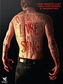 affiche sortie dvd livre de sang