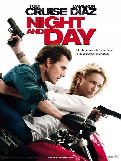 sortie vod, dvd et blu-ray Night and Day
