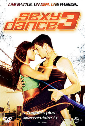 sortie vod, dvd et blu-ray Sexy Dance 3 - The Battle