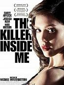 affiche sortie dvd The Killer Inside Me