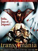 affiche sortie dvd transylmania