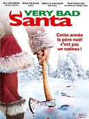 affiche sortie dvd very bad santa