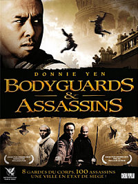 sortie dvd bodyguards & assassins