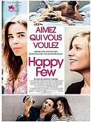 affiche sortie dvd Happy Few