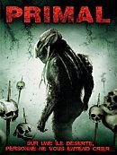 affiche sortie dvd primal