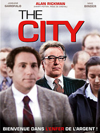 sortie dvd the city