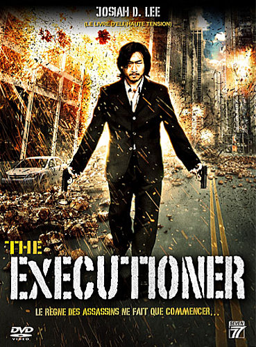 sortie dvd The executioner