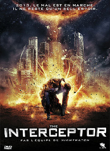 sortie vod, dvd et blu-ray The Interceptor