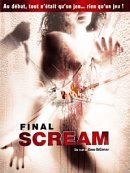 affiche sortie dvd final scream