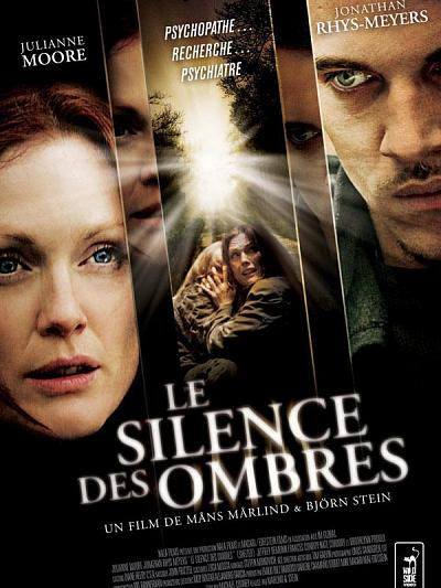 sortie vod, dvd et blu-ray Le Silence des ombres