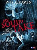 affiche sortie dvd my soul to take