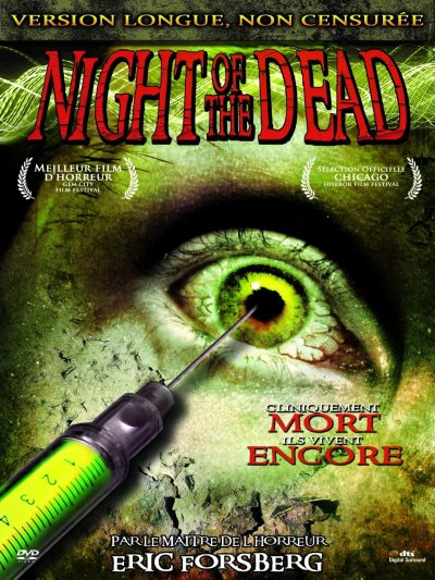 sortie dvd Night of the dead