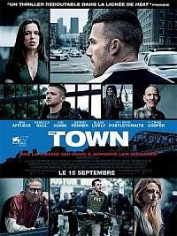 affiche sortie dvd the town
