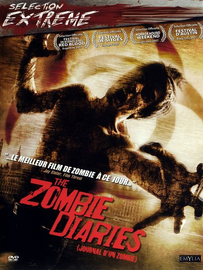 sortie vod, dvd et blu-ray The Zombie Diaries