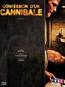 affiche sortie dvd confession d'un cannibale